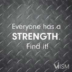 What's your strength?    #motivate #inspire #wisdom #values #strength ✅ ' #skills #success #leadership #entrepreneur ✅ ' #belief #gratitude #focus #lifestyle ✅ ' #network #opportunities #positivevibes #vibrant ✅ ' #compassion #passionate #goals
