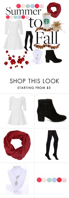 """""""Layer That"""" by dreamingallday ❤ liked on Polyvore featuring Lilly Pulitzer, Steve Madden, Wolford, Nails Inc. and Improvements"""