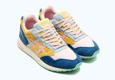 Lily Brown x Asics Gel Saga