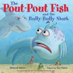 (Macmillan) In The Pout-Pout Fish and the Bully-Bully Shark, the New York Times–bestselling Pout-Pout Fish teaches a bully shark about kindness and being a friend in this original picture book. Swim along as he discovers the strength of his community, and the power of his own voice.