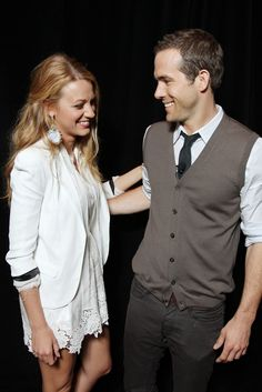 Blake and Ryan. Ugh, they are just too beautiful for words. <3