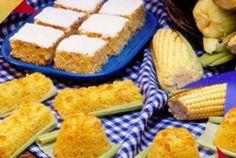 Bolo de milho com tangerina| Gastronomia e Receitas - Yahoo Mulher