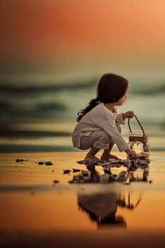 Breathe in the ocean by Lilia Alvarado Photography
