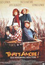 Grumpier Old Men (1995) - Howard Deutch. That's Amore - Due improbabili seduttori.  (USA).