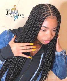 Beautiful Braids Hairstyles 2019 : Rock These Simply Gorgeous Hair Ideas 2020 Hair Trends beau Beautiful Braids Gorgeous Hair hairstyles ideas Rock Simply Black Kids Hairstyles, Black Girl Braided Hairstyles, Black Girl Braids, Braids For Black Hair, Girls Braids, Children Hairstyles, Gorgeous Hairstyles, Braids For Black Kids, Kids Box Braids