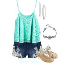 #1 by srose38 on Polyvore featuring dELiA*s, Monsoon and Brighton