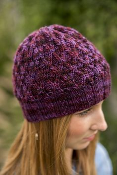 Ravelry: Get the Picture Hat pattern by Hanna Maciejewska Love Knitting, Arm Knitting, Christmas Knitting Patterns, Knit Patterns, Knit Crochet, Crochet Hats, Yarn Brands, Knitting Accessories, Bandeau