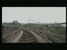 Mom, show this video to dad! hahaha! Beast at Kings Island amusement park in Mason, Ohio