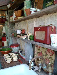 Old Potting shed.