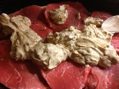 Creamy Steak And Potatoes #Crockpot #Recipe - From Val's Kitchen