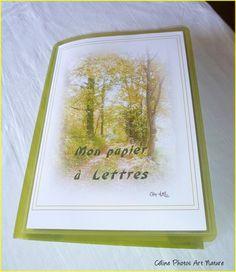 Papier à lettres Balade dans les bois de Céline Photos Art Nature Celine, Photo Art, Nature, Blog, Photos, Decor, Out Of The Woods, Ride Or Die, Letters
