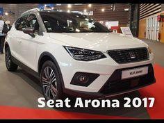 Parlons voitures L Viaud: Présentation Seat Arona 2017 un SUV bien stylé