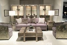 Cozy•Stylish•Chic | 8 Interior Design Trends Seen at High Point Market | http://www.cozystylishchic.com HPMKT Bernhardt Interiors Elite Furniture Gallery www.elitefurnituregallery.com 843.449.3588