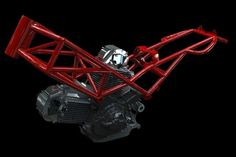 ducati m900 | 1320366278 over 1 year ago ducati m900 frame stl 12 mb v1 by grabby ...