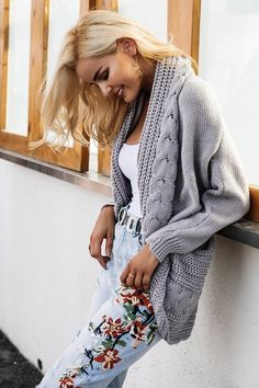 Knitted Days Cardigan