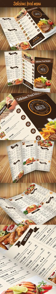 restaurant menus - Google Search menus Pinterest - sample cafe menu template