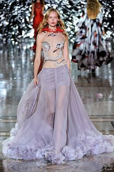 Hanbok-inspired. Giles Spring 2012 Ready to wear