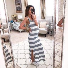 Maternity style / maternity summer dresses