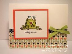 You're Sublime Diana Gibbs Stampin' Up!