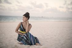 Maxi dress, Dominican Republic