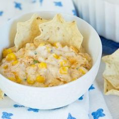 Hot Jalapeno Corn Dip- making this for thanksgiving lunch at work tomorrow:)