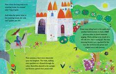 The Real Princess. Illustrator: Sophie Fatus.