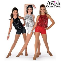 Girlz Night Out – Childs Jazz/Tap Dance Costume