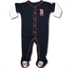 boston red sox baby clothes | Make your Red Sox baby fan look stylish in this Boston Red Sox infant 6-9months - $17.00