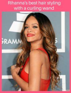 Rihannas best hair