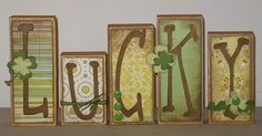 st pats day - another cute craft!  This site has lots of super cute St Patty's Day craft ideas