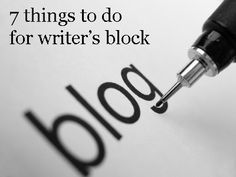 Help for bloggers!