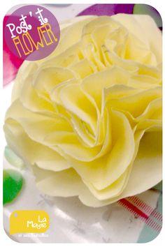Post'It Flower