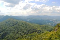 Cumberland Gap National Historic Park, KY -  Pinnacle Point