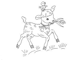 Embroidery Patterns  lamb | Flickr - Photo Sharing!