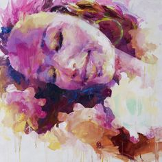 Oil Paintings by Peihang Huang