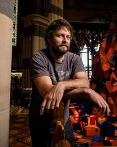 Ben Quilty on empathy, angry art, backlash and that Jesus photo | Art and design | The Guardian