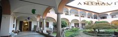 SHOWROOM ANTHAUS ART & DESIGN. Via G. Merula, 26 - 27029 Vigevano (PV) ITALY - Inside - Old Cloister, Colli Tibaldi. Phone- +39 038182519