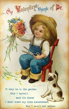 VALENTINE Photo: This Photo was uploaded by Find other VALENTINE pictures and photos or upload your own with Photobucket free image and vid. Victorian Valentines, Vintage Valentine Cards, Vintage Greeting Cards, Vintage Christmas Cards, Valentine Day Cards, Vintage Postcards, Valentines For Boys, Valentine Crafts, Old Cards