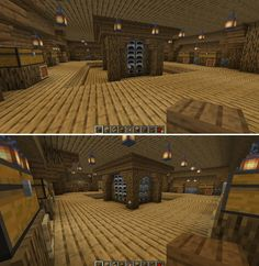 What do you guys think? This is just a model of how is going to be my storage room for minerals in my survival house - Minecraft Minecraft House Plans, Minecraft Cheats, Minecraft Houses Survival, Minecraft Cottage, Easy Minecraft Houses, Minecraft House Designs, Minecraft Blueprints, Minecraft Buildings, Minecraft Storage Room