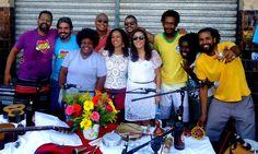 Agenda Cultural RJ: Grátis!Samba de Benfica toca no Sesc Ramos dia 20/...