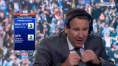 Manchester City Vs QPR 3-2 - Paul Merson Going Mental In The Studio - May 13 2012 - [High Quality], via YouTube.