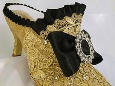 Hey, I found this really awesome Etsy listing at https://www.etsy.com/listing/120068745/marie-antoinette-themed-wedding-shoes-in