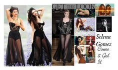 """""""Selena Gomez Come And Get It Music Video 2013 #2"""" by valenlss ❤ liked on Polyvore featuring Kristian Aadnevik"""