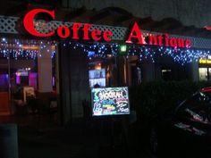 Antique Cafe - 3465 W 6th St  Ste 160, Los Angeles