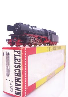 #FLEISCHMANN 4170 #HOGAUGE - GERMAN DB #CLASS #BR01 PACIFIC #LOCOMOTIVE No.01 220