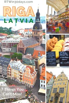 Riga's historic Old Town has all the charm and character of other terrific European destinations, without the typical hefty price tag. In fact, Riga is one of Europe's top budget destinations. Here are 7 things to do and places to see that you simply can't miss when exploring Riga's lively Old Town. Plus, where to stay for easy access to it all. So if you're looking for an affordable European weekend getaway, look no further than Riga! #travel #photography #thingstodo #Europe #oldtown Best Romantic Getaways, Best Weekend Getaways, Romantic Escapes, Romantic Travel, Best Solo Travel Destinations, Romantic Destinations, Riga Latvia, Seaside Towns, European Destination