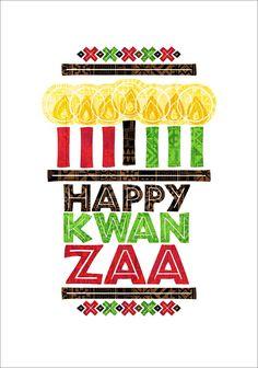 Happy Kwanzaa!    #Kwanzaa, #holidays