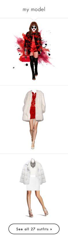 """my model"" by sarabutterfly on Polyvore featuring mode, Gucci, Marchesa, Derek Lam, Lilly e Violetta, Rodarte, Alice + Olivia, DYLANLEX, Dolce&Gabbana et Reformation"