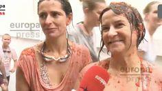 Buñol celebra un año más su tradicional Tomatina - ECD
