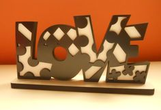 Carteles con Palabras en Corte Láser / Laser Cutting Words Sign